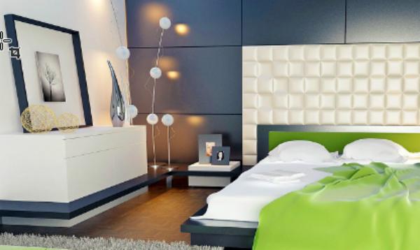 お家の中で一番長く過ごす場所!大好きなものを詰め込んだお気に入りの寝室