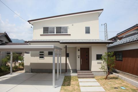 【終了しました。】福井県敦賀市 こだわり注文住宅専門 あめりか屋 敦賀市野神でオープンハウスを開催。