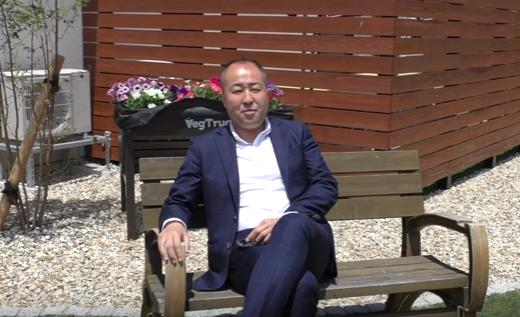 【インタビュー動画】株式会社 あめりか屋 専務取締役 篠原 秀和さん