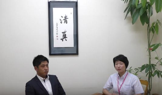 【インタビュー動画】清川建設株式会社 専務取締役 清川高行さん