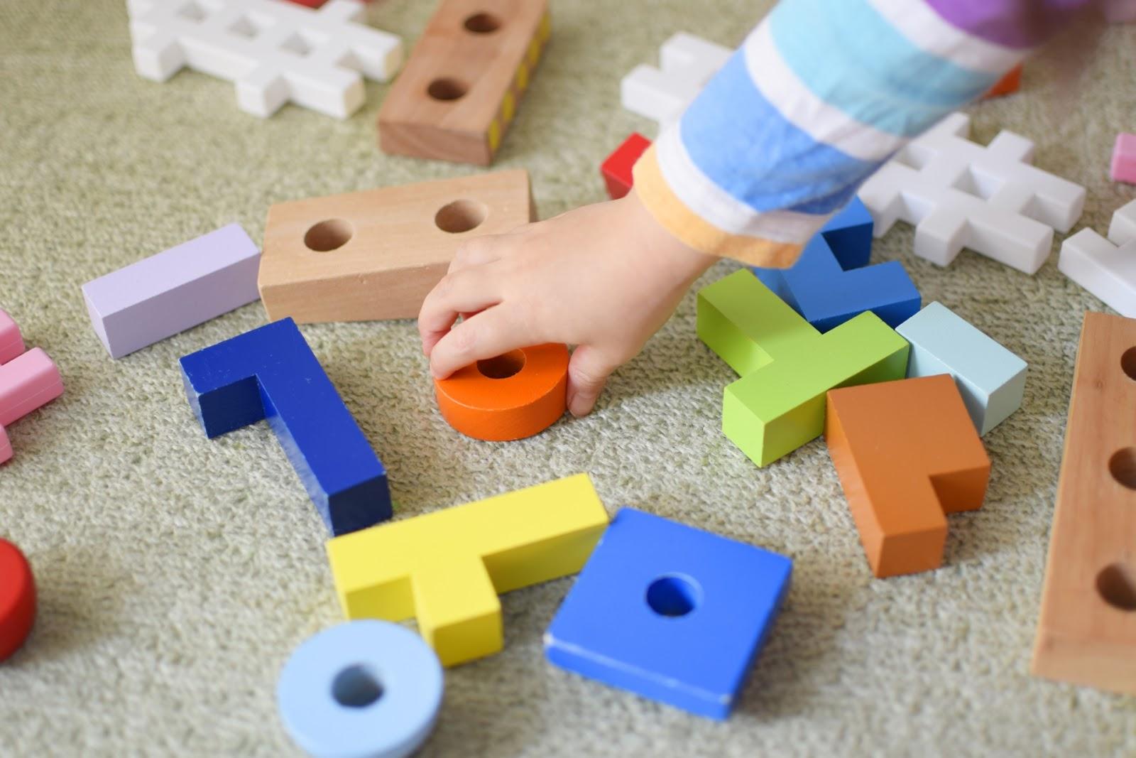 子どもが自分で率先してお片付け!実はお家の構造に理由があった