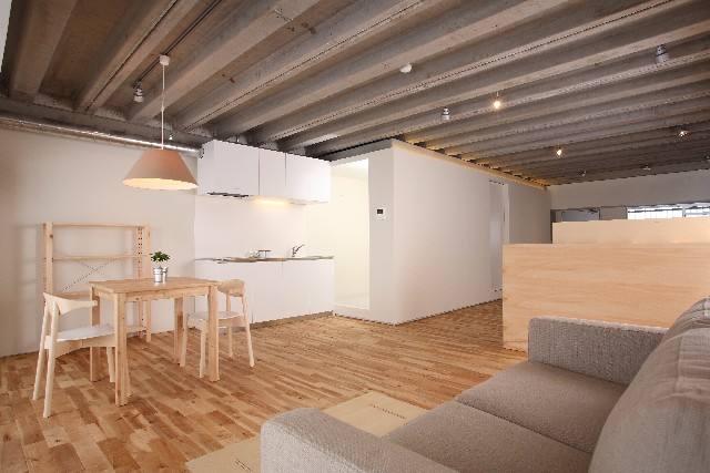 キレイに片付いたお家にするために。収納を上手に使ったスペース作り。