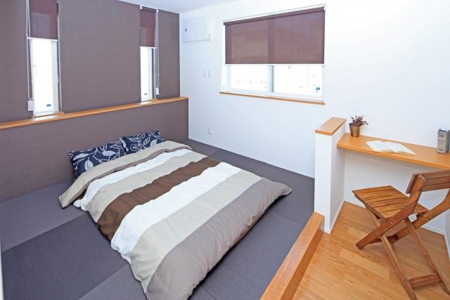 寝室は1階?2階?寝室、睡眠の役割を意識した設計。