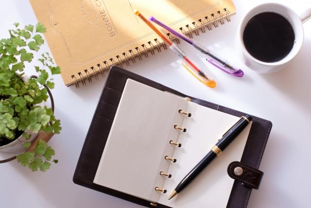 手帳、どんなふうに使っていますか?